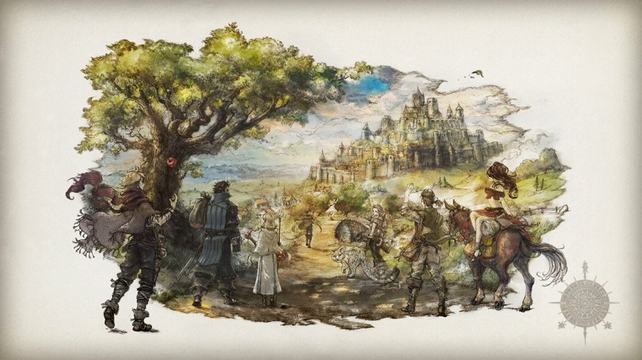 Preview | Octopath TravelerDemo