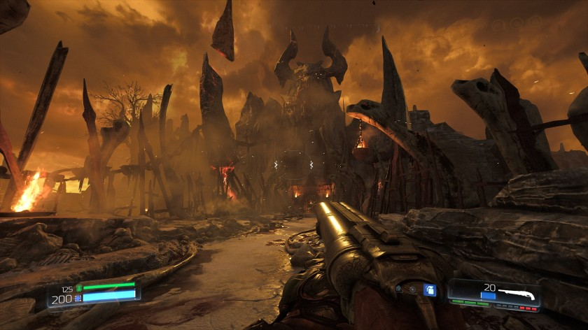 DOOM-2016-review