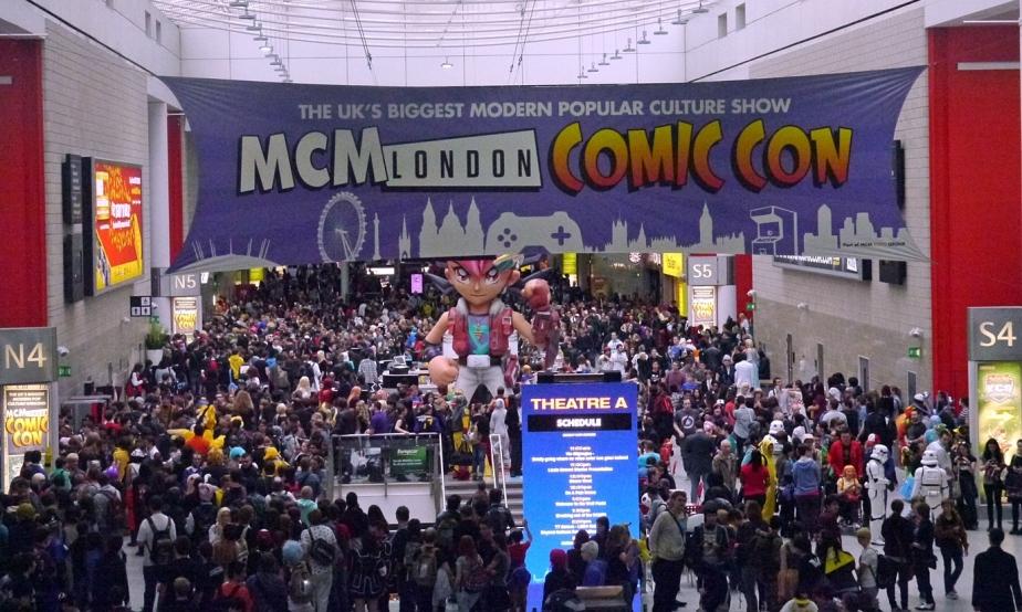 MCM Comicon London | EventHighlights