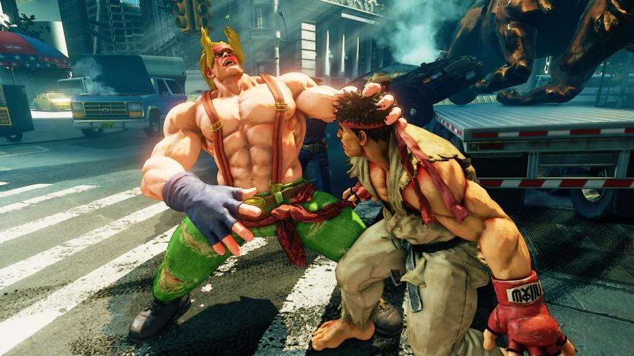 Let's Play | Street Fighter V – RANKED#2
