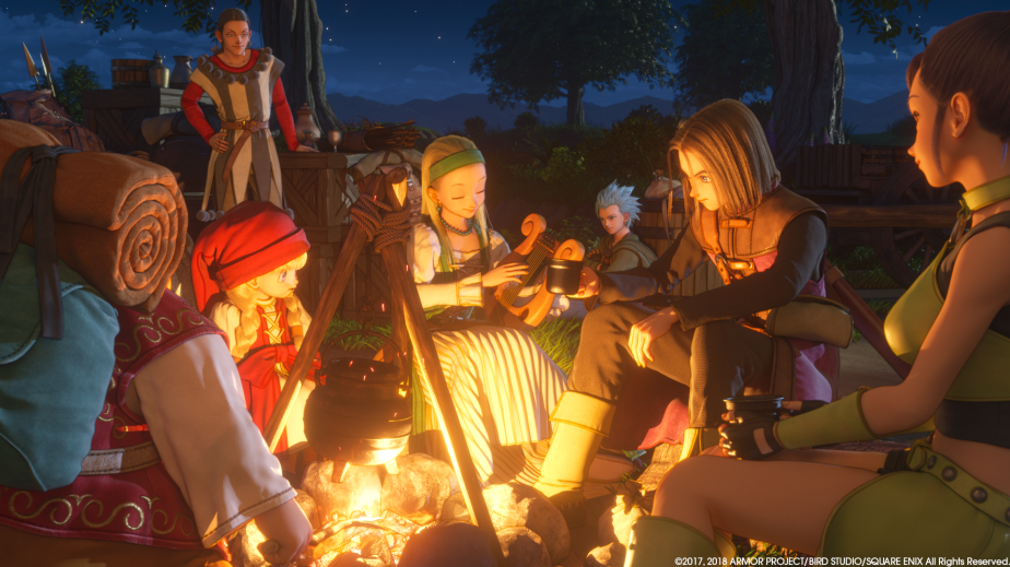 Review | Dragon Quest XI: Echoes of an Elusive Age (PS4)