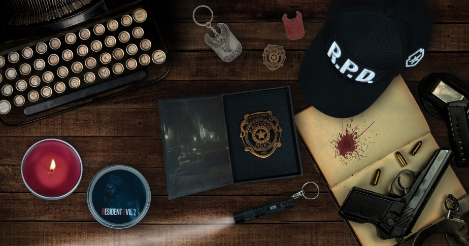 News | Resident Evil 2 Official Merch Revealed From Numskull Designs