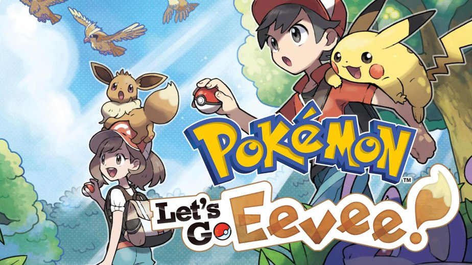 Review | Pokémon Let's Go, Eevee!(NSW)