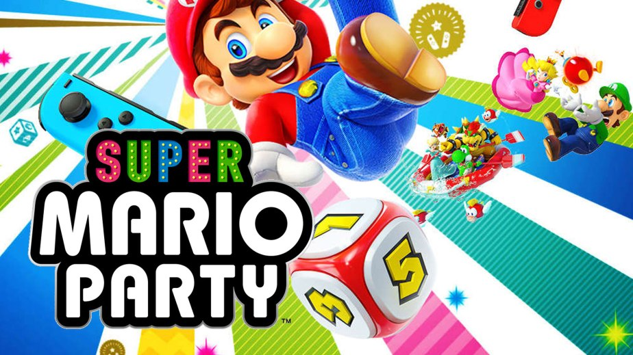 Review | Super Mario Party(NSW)