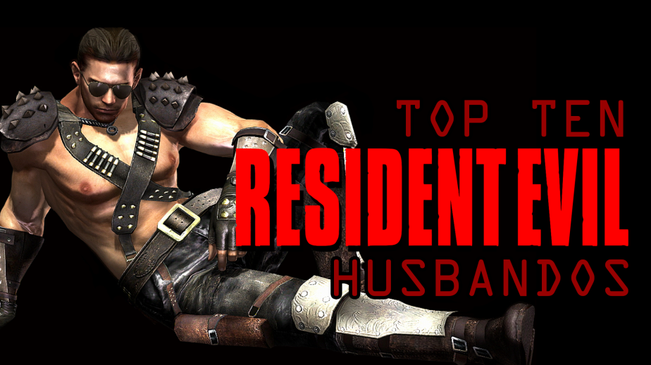 Feature | Top Ten Resident Evil Husbandos