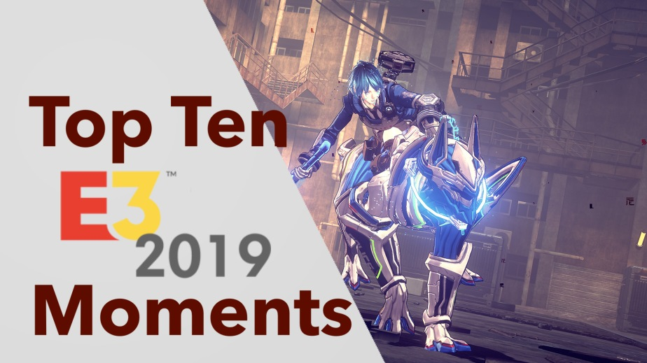 Feature | My Top 10 Moments From E3 2019