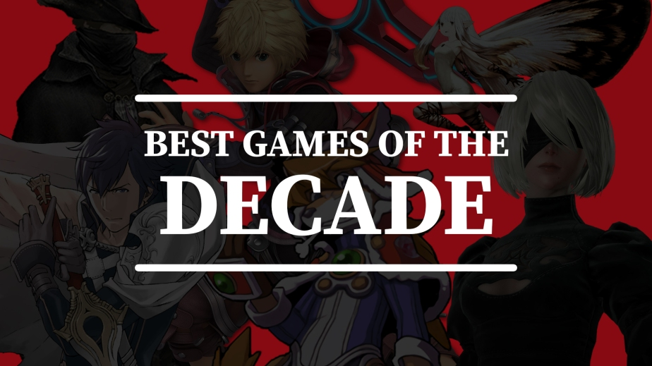 RTG | Best Games of the Decade