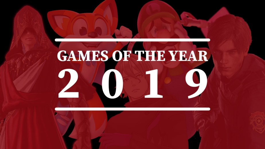 RTG | Games of the Year 2019
