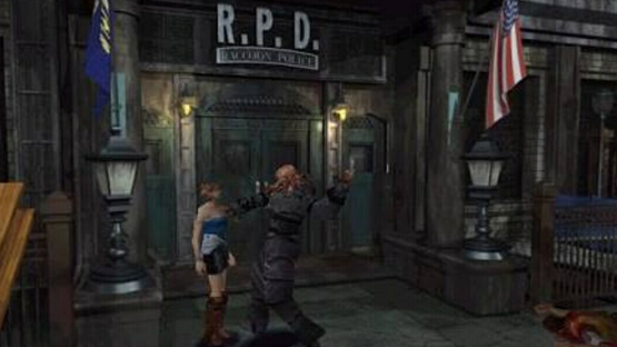 Her Final Escape Resident Evil 3 Nemesis Ps1 Reu The Gamer